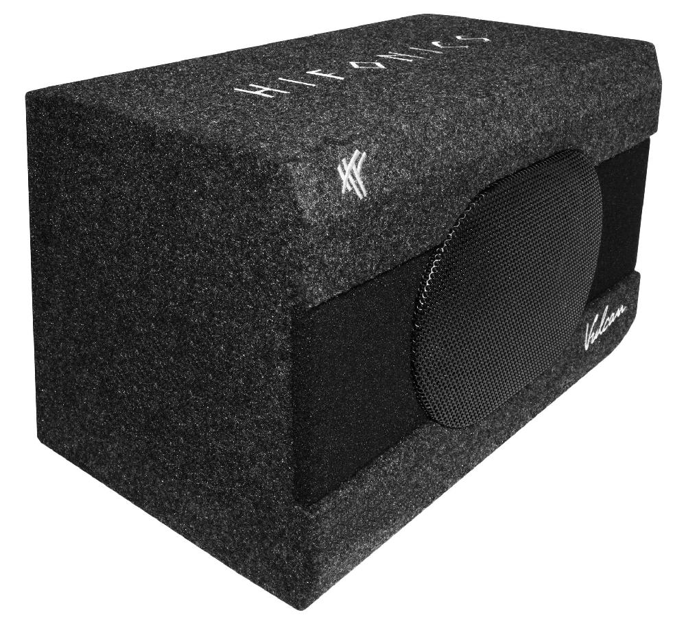 hifonics vx690r kleiner subwoofer bassreflex kofferraum. Black Bedroom Furniture Sets. Home Design Ideas