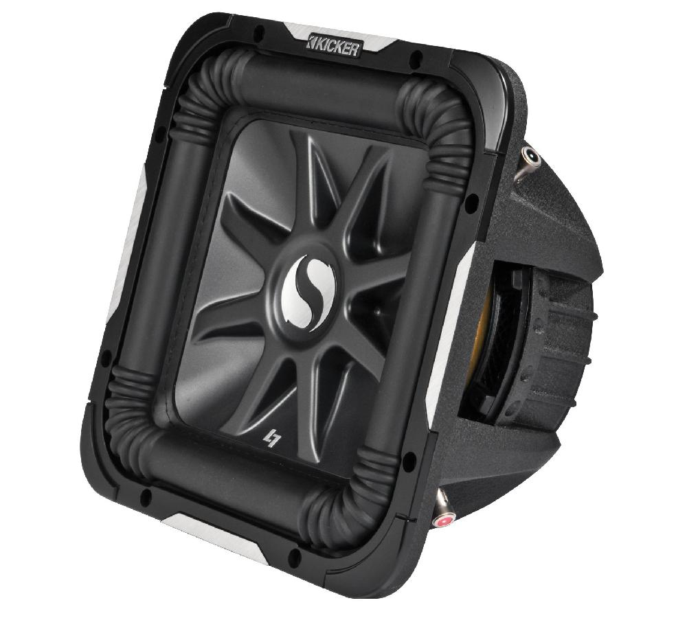Kicker s10l7 2x2ohm 10 25cm subwoofer chassis 0 for Fenster 0 finanzierung